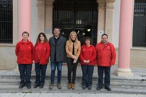 Creix l'equip d'Agents Cívics de Rubí amb quatre noves incorporacions