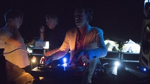 James Murphy y 2manydjs, en DESPACIO