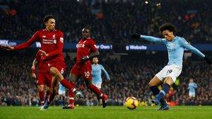 City o Liverpool: un de dos