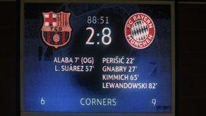 El deshonor sepulta el millor Barça de sempre
