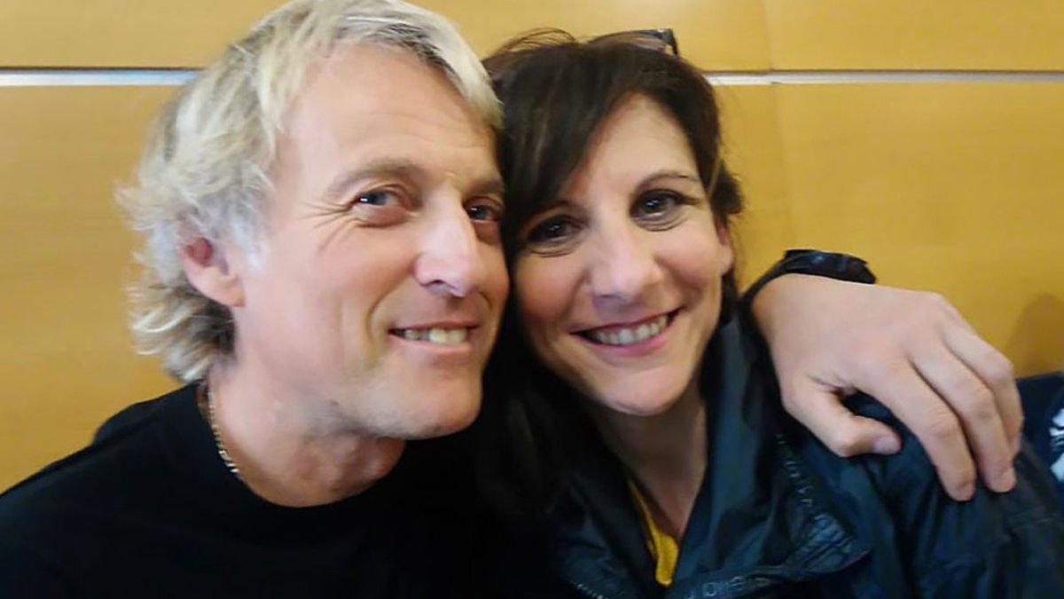 Jesús Calleja y Malena Alterio.