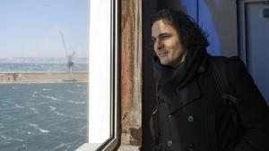 Kader Attia, el creador francoargelino galardonado con el Premi Joan Miró 2017.