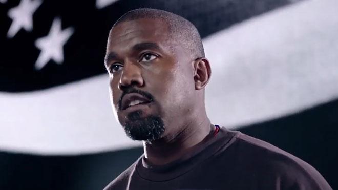 Kanye West presenta el primer vídeo para su campaña a la vicepresidencia de Estados Unidos.
