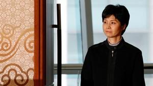 La exespía norcoreanaKim Hyun-Hui.