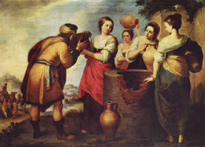 Un lienzo del pintor barroco Murillo.