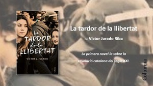 Coberta del llibreLa tardor de la llibertat, de Víctor Jurado.