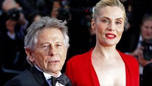 Roman Polanski y Emmanuelle Seigner.