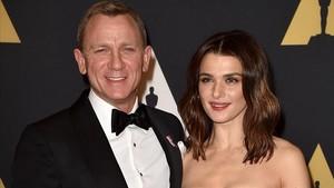 Daniel Craig y Rachel Weisz.