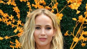 Jennifer Lawrence, el pasado junio.
