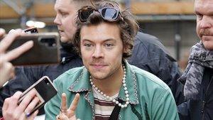 Harry Styles, el pasado 14 de febrero en Londres.
