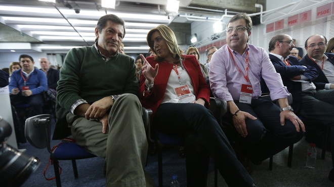 El PSOE elegirá el 8 de mayo a su nuevo secretario general