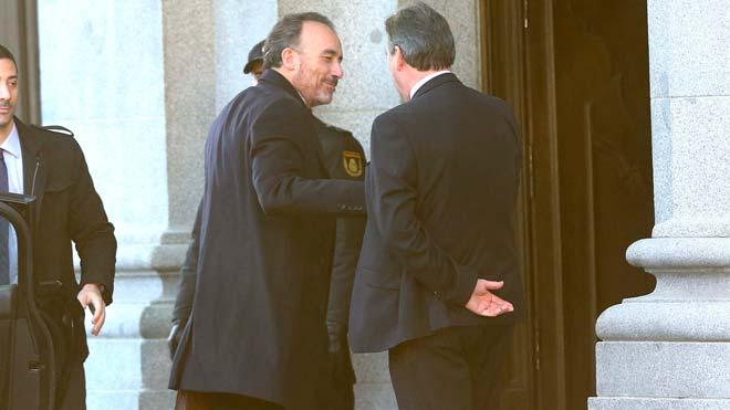 El jutge Marchena marca els límits dels testimonis: ni català ni valoracions