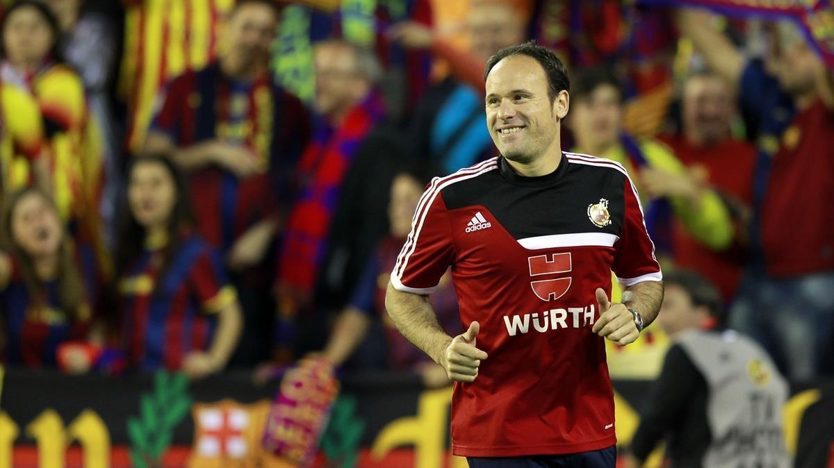 La FIFA selecciona a Mateu Lahoz para el Mundial