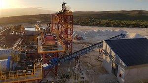 Mina de Penouta, en Ourense, donde se extraen el preciado Coltán, el 'oro negro' de las altas tecnologías.