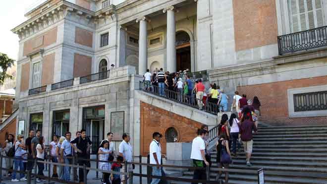 El Museo del Prado, Premio Princesa de Asturias de Comunicación y Humanidades.
