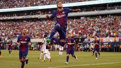 "Valverde: ""El Barça no va a prescindir de Neymar"""