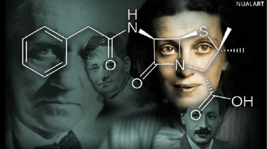Dorothy Hodgkin, la heroína desconocida de la penicilina