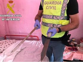 'Operación Pitufines': 21 detenidos, 11 de ellos menores, por robos en el campo valenciano y en pisos