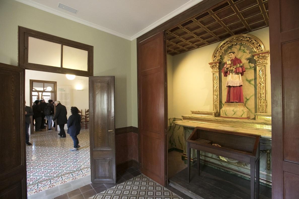 El oratorio de Vil.la Joana.