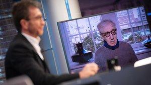 """Woody Allen en 'El hormiguero': """"Pensaba que en el mundo había un número limitado de tontos"""""""