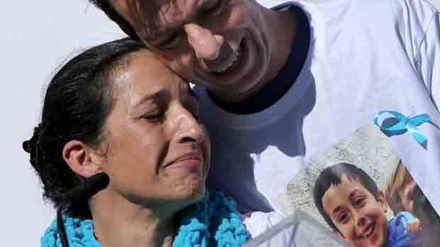 Patricia Ramírez, la madre de Gabriel, pide frenar la rabia.