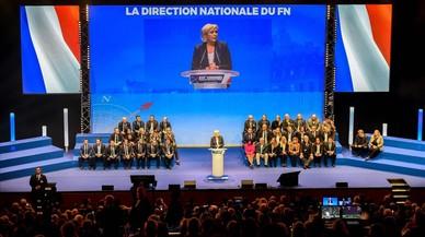 El Frente Nacional cambia de marca y se llamará Agrupación Nacional