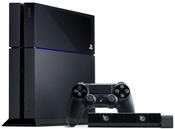 La Playstation 4 de Sony.