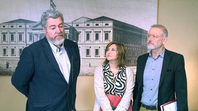 Madrid se promociona en la Cumbre del Clima con un distintivo verde que no tiene
