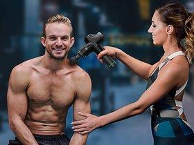 ¿Qué es y para qué sirve una pistola de masaje muscular?
