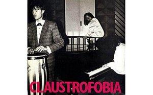 Portada del disco 'Repulsión' de Claustrofobia.