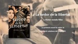 Portada del libroLa tardor de la llibertat de Víctor Jurado.