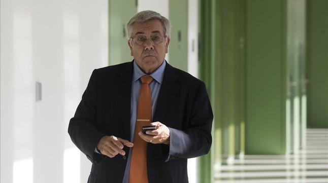 El presidente de Copisa, José Cornado, en una imagen de archivo.