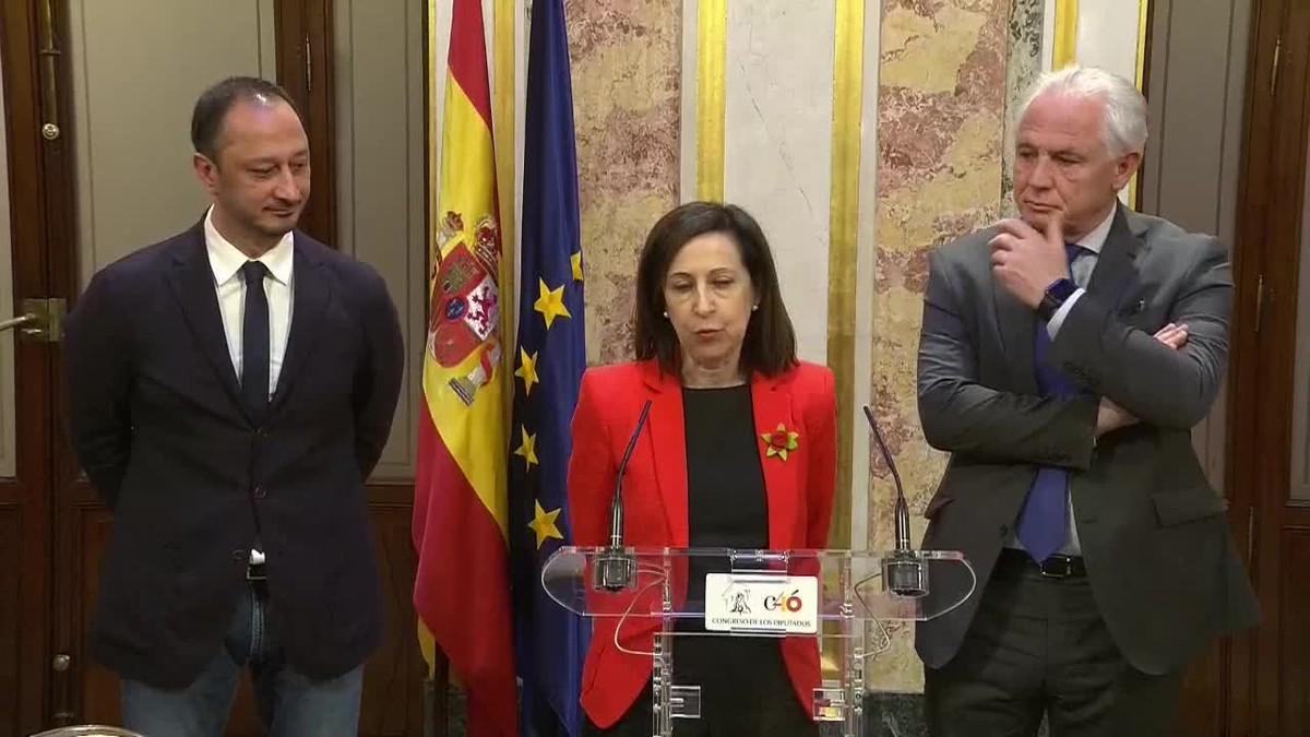 PSOE, Unidos Podemos y Ciudadanos han alcanzado hoy un acuerdo para la inmediata renovación del Consejo de Administración y el presidente de RTVE.