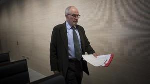 El Síndic de Greuges pide la liberación del periodista turco detenido en Barcelona
