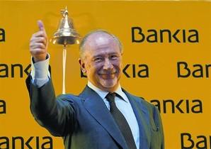 Rodrigo Rato, president de Bankia.