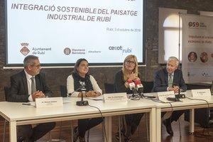 Rubí destinarà 2 milions d'euros a millorar els polígons de Cova Solera i Can Jardí