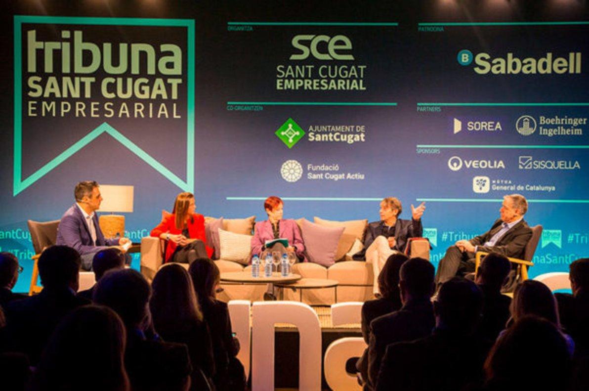 Jornada empresarial organizada por Sant Cugat Empresarial.