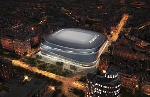 El Santiago Bernabéu tendrá una cubierta abatible y podrá albergar un hotel