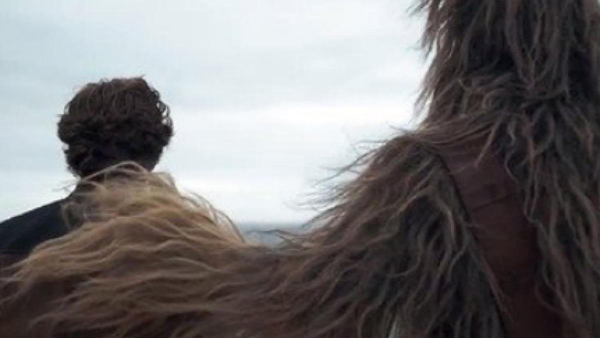 Solo una historia de Star Wars (Lucas Film)