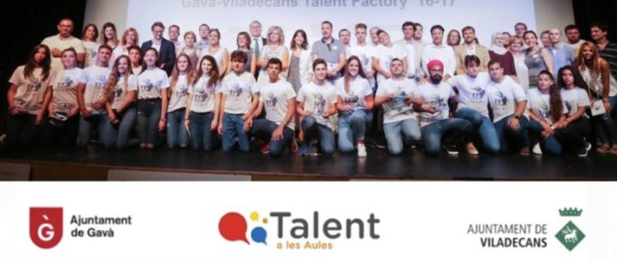 'Talent a les Aules' impulsa el emprendimiento en los colegios de Viladecans y Gavà.