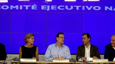 """Rajoy tratará de """"preservar"""" el acuerdo con Ciudadanos"""