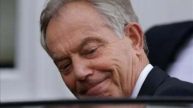 Blair, el gran reformista devorado por la guerra