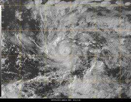 El temporal afectará en primer lugar a las islas de Samui, Tao y Phangan.
