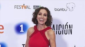 La actriz Ana Belén, protagonista de la serie de TVE 'Traición'.