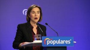 El PP acusa el Govern de «negociar» presos per Pressupostos