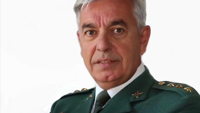 Vídeo de apoyo de agentes de la UCO a Sánchez Corbí.