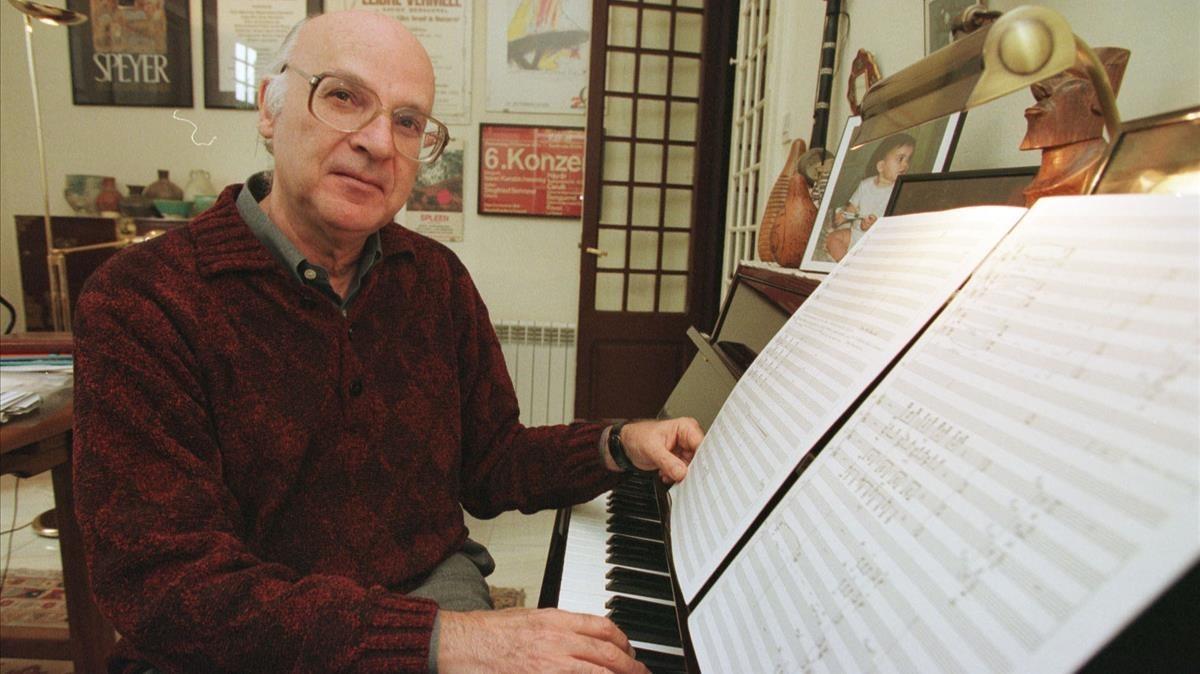 Mor als 86 anys el compositor Xavier Benguerel