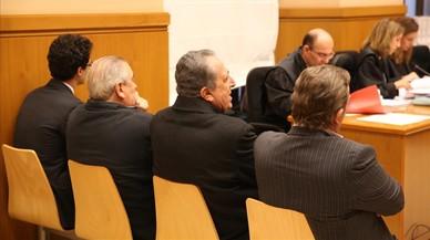 Dos anys i quatre mesos de presó per a l'expresident de la Seda