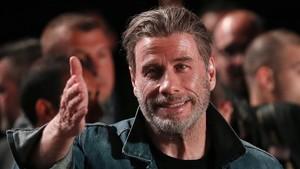 John Travolta, esta semana en el festival de Cannes.