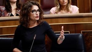 Montero rebutja que Iglesias negociï els Pressupostos amb Junqueras
